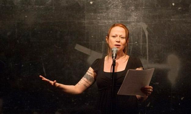 Jeanann Verlee, Skagit River Poetry Festival