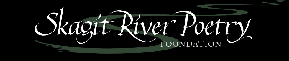 Skagit River Poetry Foundation Logo